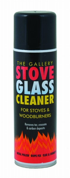 STOVE GLASS CLEANER 320ML