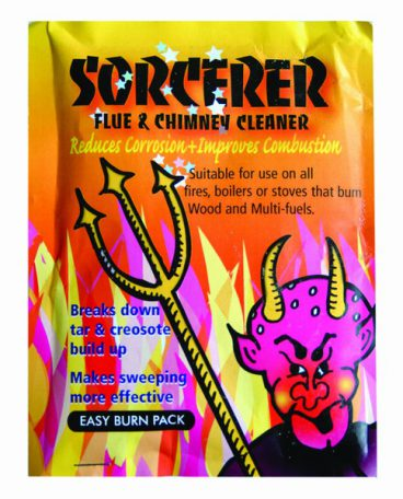 SORCERER CHIMNEY CLEANER