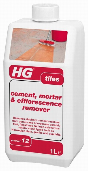 HG CEMENT MORTAR & EFFLORESCENCE REMOVER