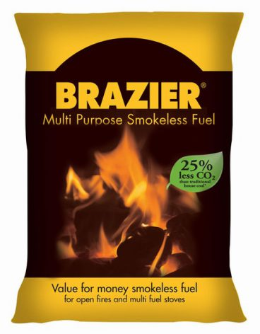 Coal Smokeless Brazier 10kg (3 for £15)