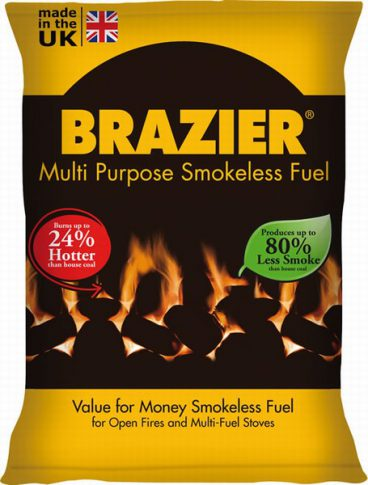Coal Smokeless Brazier 20kg (5 for £45)