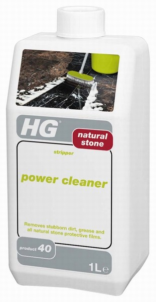 HG NATURAL STONE POWER CLEANER