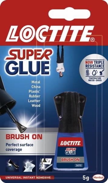 LOCTITE S/GLUE BRUSH-ON 5GM