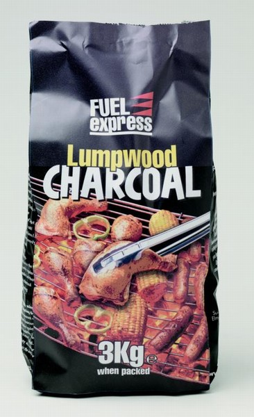 Fuel Express – Lumpwood Charcoal – 3KG