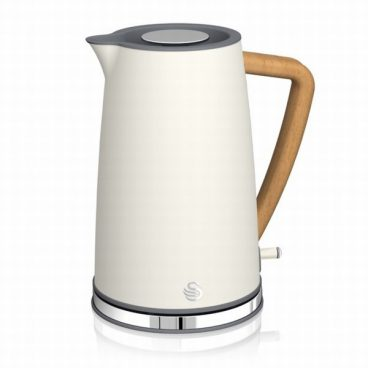 Swan Nordic Jug Kettle – Cotton White