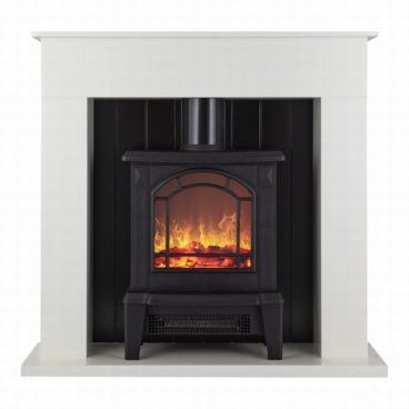1.8KW COMPACT STOVE FIRE SUITE
