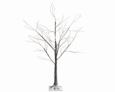 TREE LED BIRCH OUTDOOR/INDOOR 400 LIGHTS 1.5M