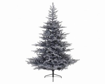 Frosted Grandis Fir Hinged Tree 180cm