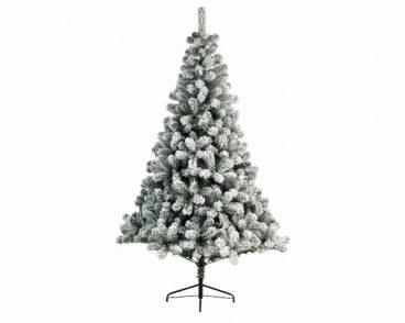 Snowy Imperial Pine Hinged Tree 150cm