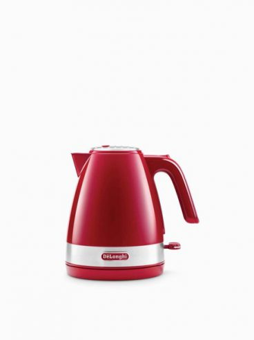 DELONGHI KETTLE ACTIVE RED