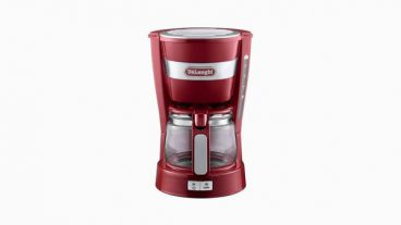 DELONGHI COFFEE MAKER ACTIVE RED