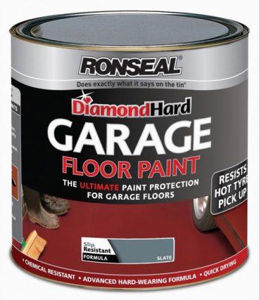 Ronseal – Garage Floor Paint – Slate Grey – 2.5L