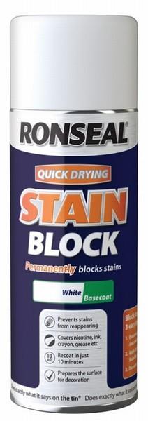 Ronseal – Stain Block – Aerosol – 400ml