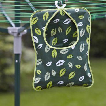 Addis – Peg Bag – Leaves Pattern