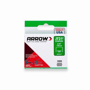 Arrow – JT21 Staples – 10mm (3/8″)