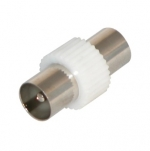 COAX IN LINE CONNECTOR COUPLER SINGLE