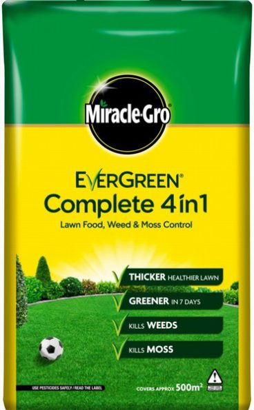 EVERGREEN COMPLETE 4IN1 BAG 500SQM