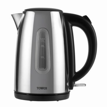 Infinity 3KW 1.7L Stainless Steel Jug Kettle Polished Steel