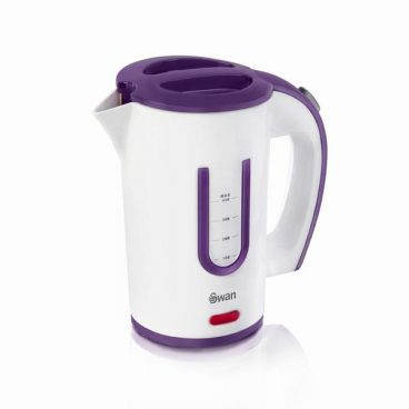 TRAVEL KETTLE DUAL VOLTAGE SWAN SK27010N