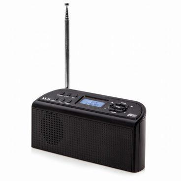 AKAI RADIO DAB DIGITAL LCD