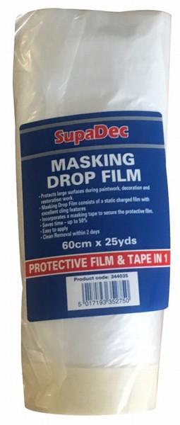 MASKING TAPE DROP FILM SUPA