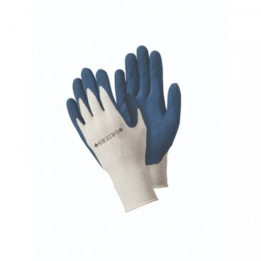 GLOVE BAMBOO GRIPS BLUE SMALL