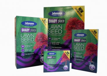 GRASS SEED SHADY PLACE JOHNSONS