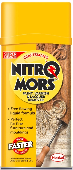 NITRO MORS CRAFTMANS STRIPPER 750ML