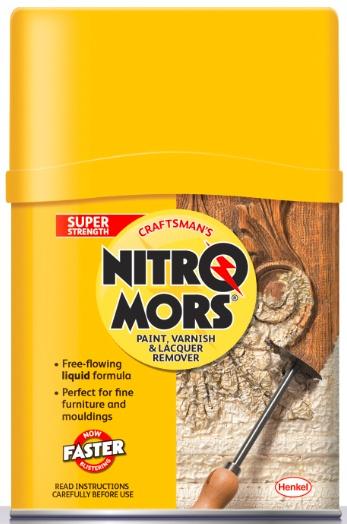 NITRO MORS CRAFTMANS STRIPPER 375ML