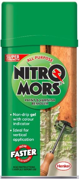 NITRO MORS A/P STRIPPER 750ML