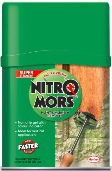 NITRO MORS A/P STRIPPER 375ML