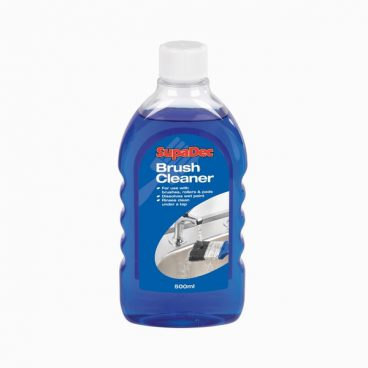 BRUSH CLEANER 500ML SUPADEC