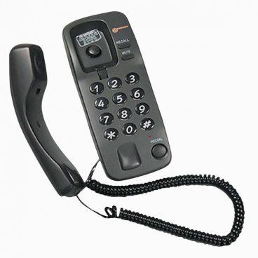 TELEPHONE GEEMARC MARBELLA GRAPHITE