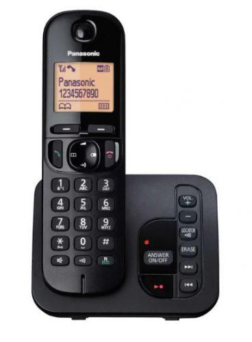TELEPHONE/ANSWER NUISANCE CONTROL PANASONIC DECT TGC220 SINGLE