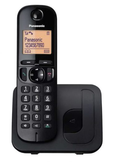 TELEPHONE PANASONIC SINGLE DECT PQ0021