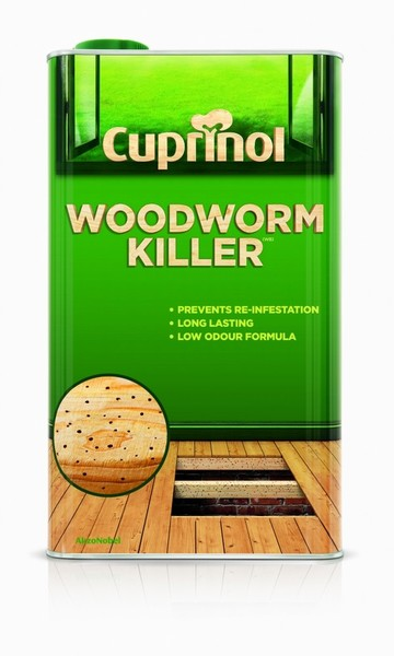 CUP WOODWORM FLUID 5L