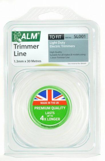 ALM SL001 STRIMMER LINE 1.3MM X 30M