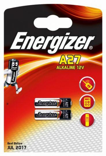 BAT ENERGIZER A27