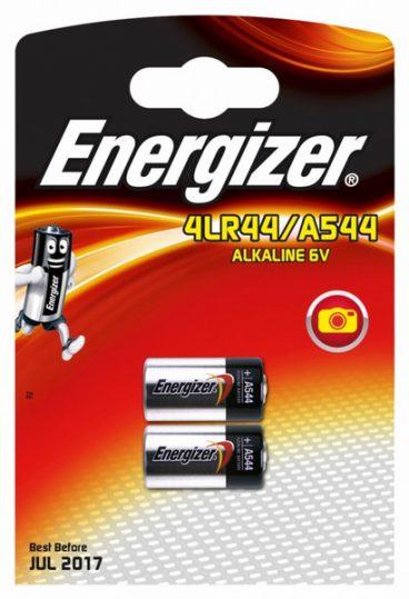 BAT ENERGIZER 4LR44