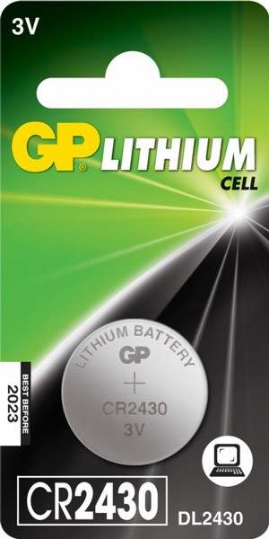 BAT GP CR2430 3V