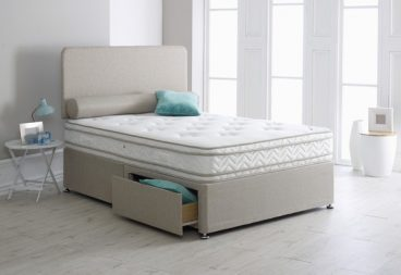 "EDWARD DOUBLE MATTRESS 4'6"" (ONLY)"