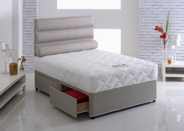 "HELIX TRANQUILITY DOUBLE MATTRESS 4'6"" (ONLY)"