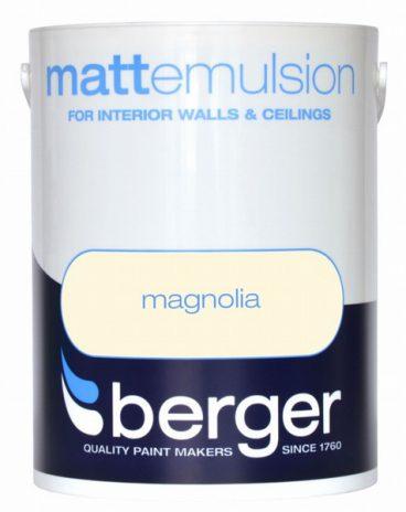 BERGER MATT MAGNOLIA 5L