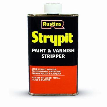 Rustins – Strypit Paint & Varnish Stripper – 500ml