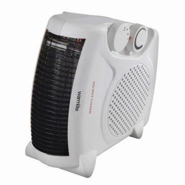 Fan Heater Warmlite 2KW