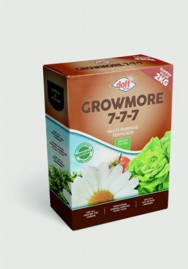 DOFF GROWMORE 2KG