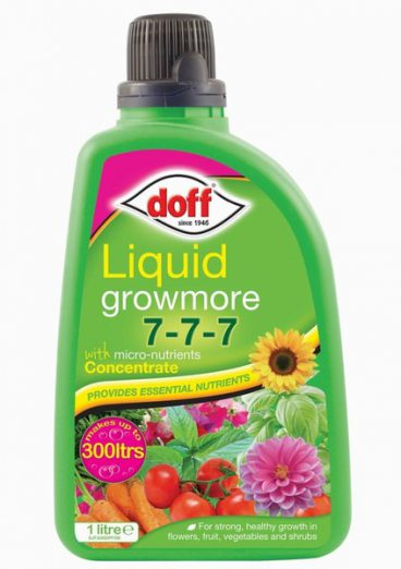 DOFF GROWMORE CONCENTRATE 1L