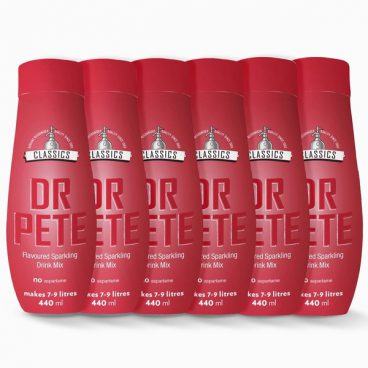 SODASTREAM SYRUP DR PETE 440ML