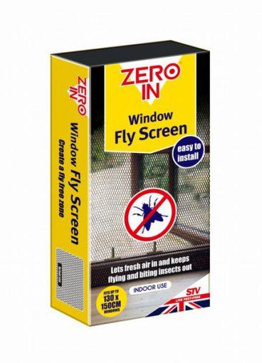 Zero Window Fly Screen