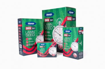 GRASS SEED QUICK LAWN JOHNSONS 500GM